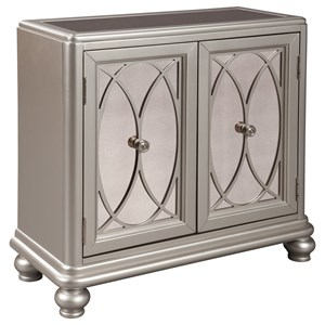 Signature Design by Ashley Darlyman Accent Cabinet
