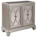 Signature Design by Ashley Darlyman Accent Cabinet - Item Number: A4000194