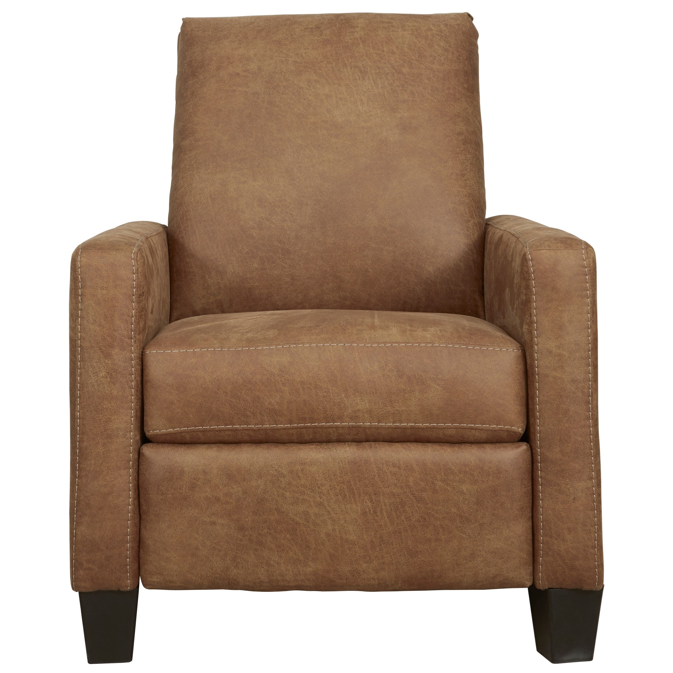 Dattner Low Leg Recliner by Signature Design by Ashley at Northeast Factory Direct