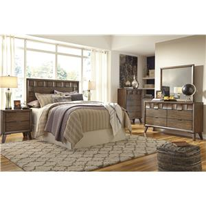 Signature Design by Ashley Debeaux California King Bedroom Group