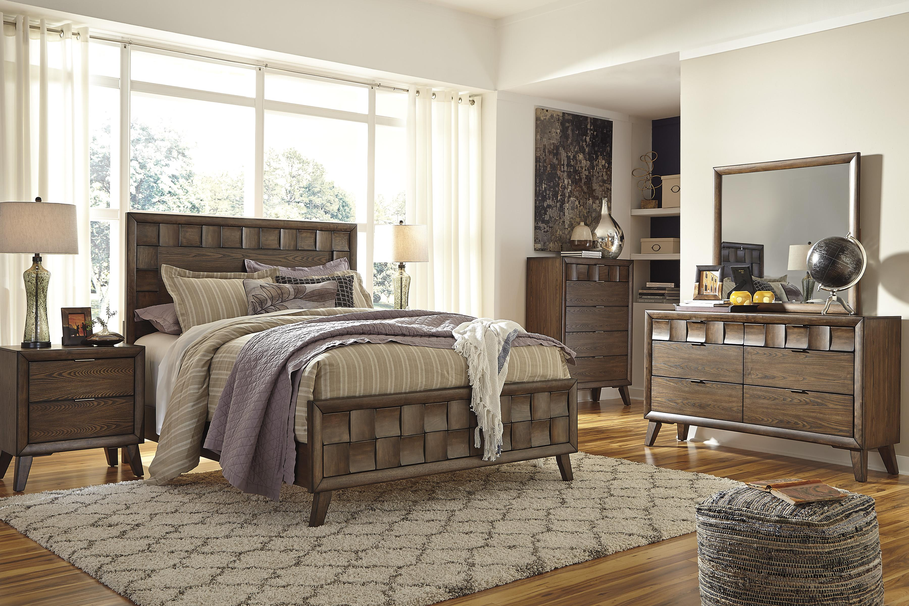 Signature Design by Ashley Debeaux King Bedroom Group - Item Number: B535 K Bedroom Group 2