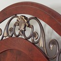Signature Design by Ashley Delianna Traditional King Sleigh Bed