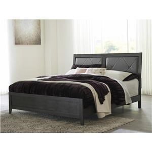 Delmont King Bed