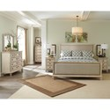 Signature Design by Ashley Demarlos King Bedroom Group - Item Number: B693 K Bedroom Group 4