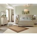 Signature Design by Ashley Demarlos California King Bedroom Group - Item Number: B693 CK Bedroom Group 4