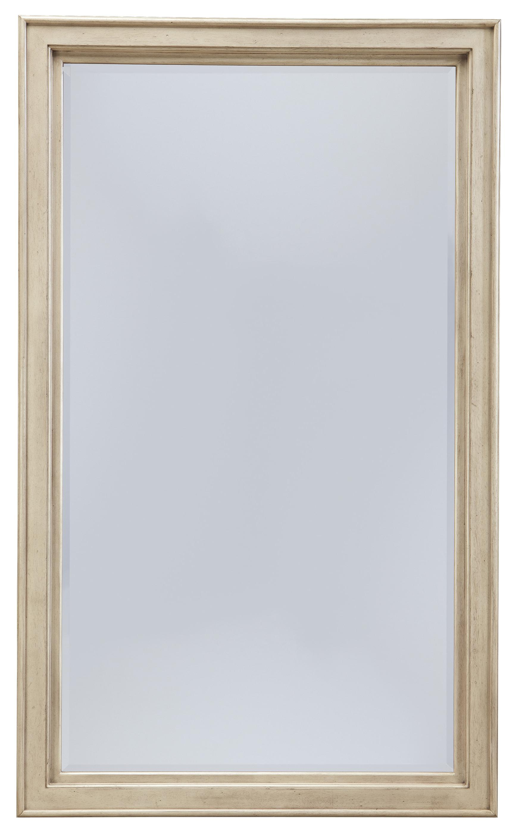 Signature Design by Ashley Demarlos Floor Standing Mirror - Item Number: B693-07