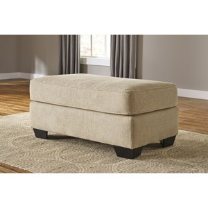 Signature Design by Ashley Denitasse Ottoman