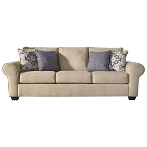 Signature Design by Ashley Denitasse Queen Sofa Sleeper