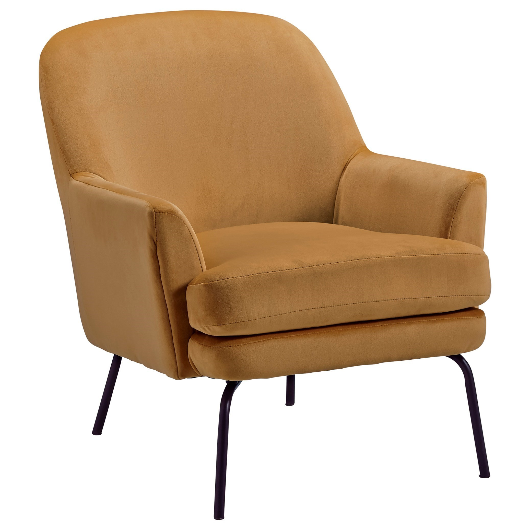 Dericka Accent Chair by Ashley (Signature Design) at Johnny Janosik