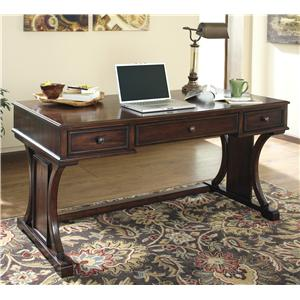 Signature Design by Ashley Furniture Devrik Home Office Desk