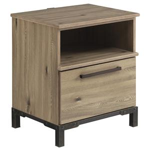 Signature Design by Ashley Dexifield One Drawer Night Stand