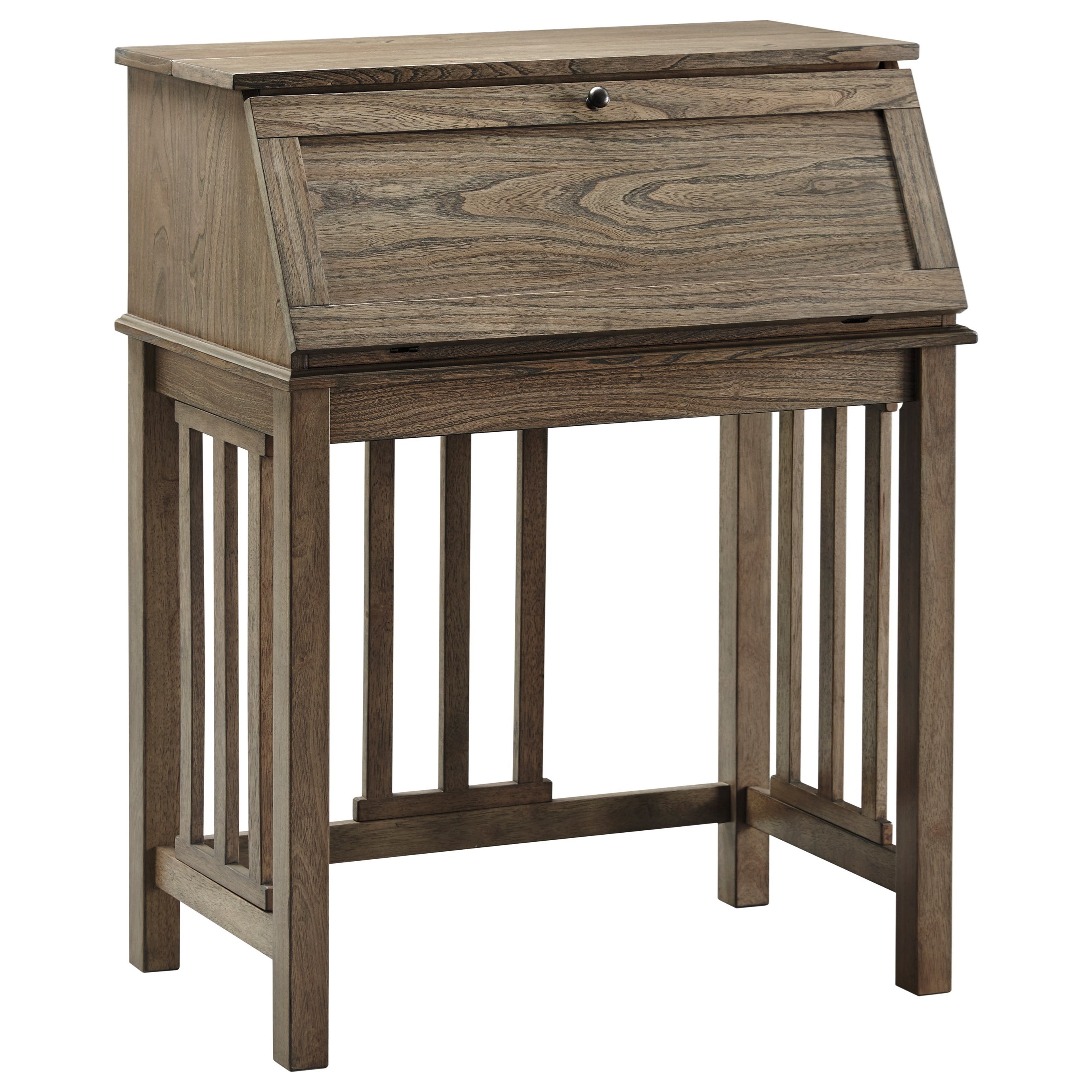 Signature Design By Ashley Dexifield Home Office Drop Front Desk   Item  Number: H209