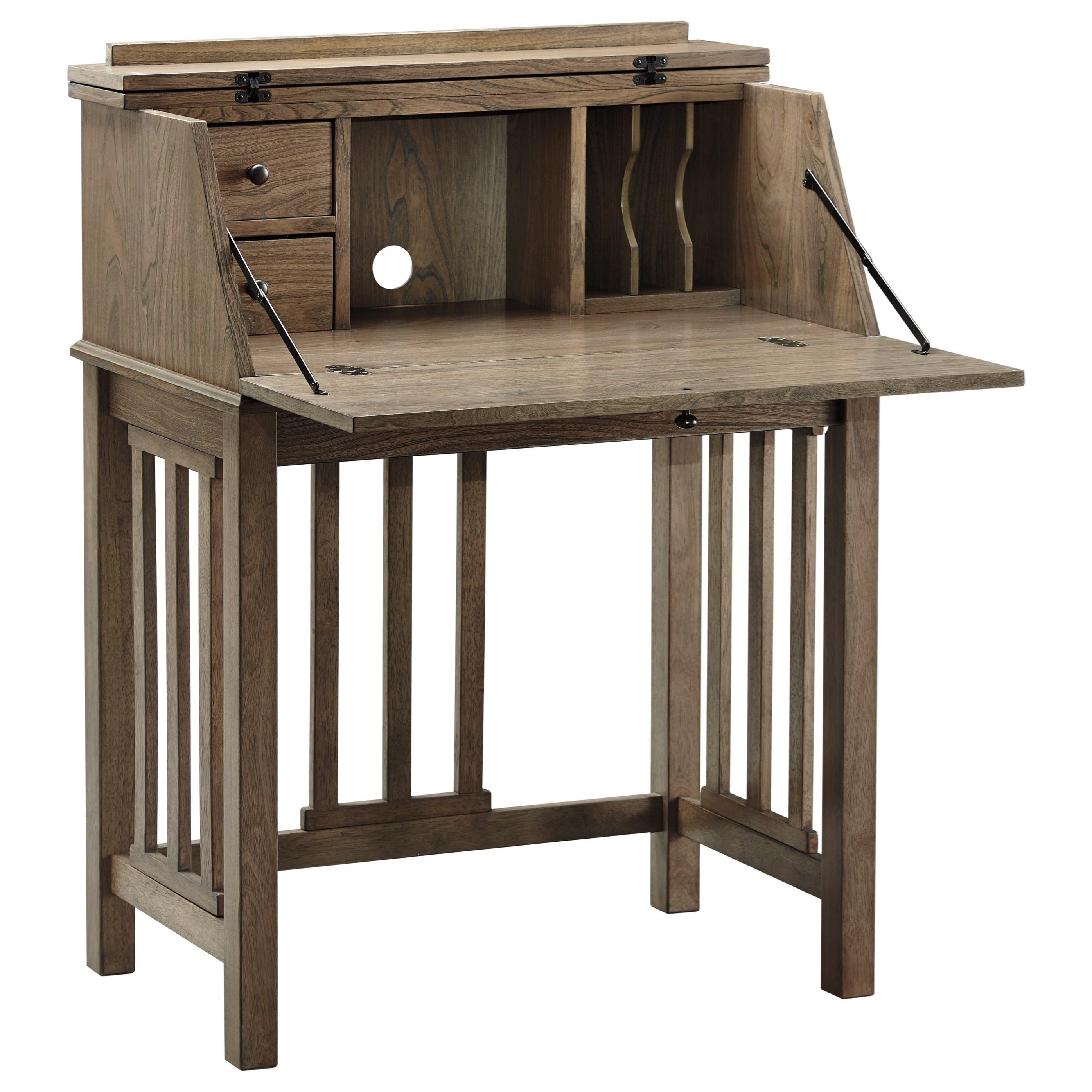 Ashley Signature Design Dexifield H209 19 Secretary Home Office Drop Front Desk Dunk Bright