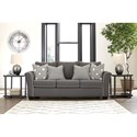 Signature Design by Ashley Domani Queen Sofa Sleeper - Item Number: 9850439