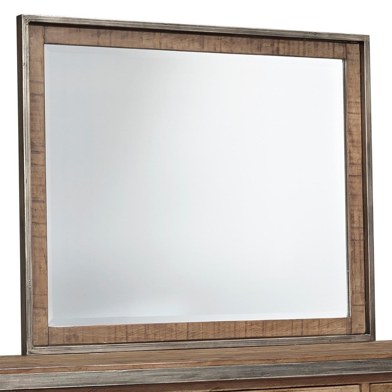 Signature Design by Ashley Dondie Bedroom Mirror - Item Number: B663-36