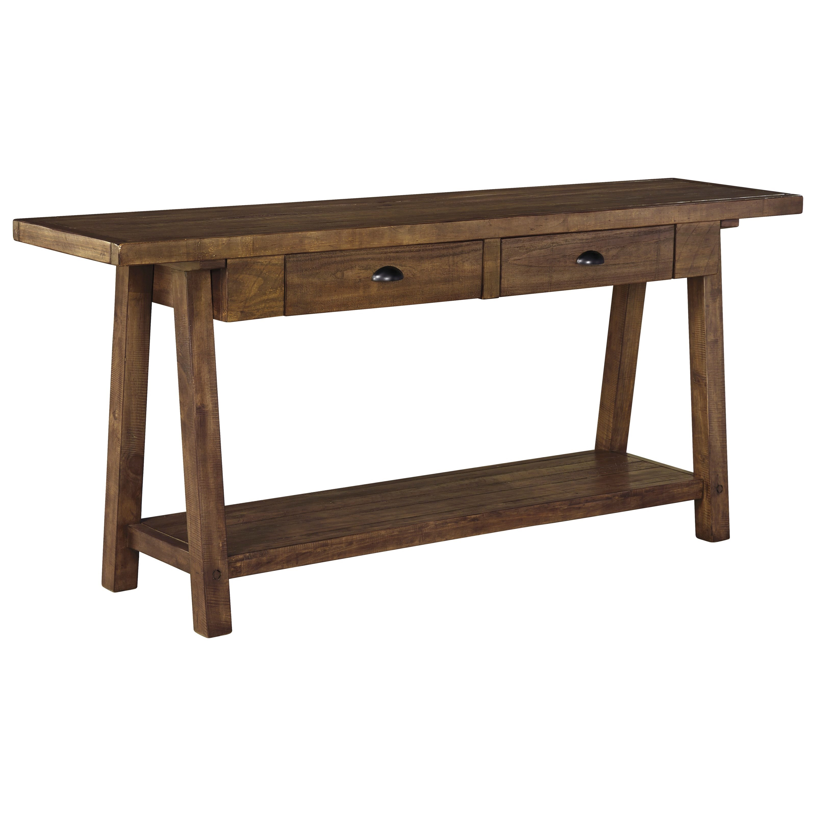 Signature Design by Ashley Dondie Sofa Table - Item Number: T863-4