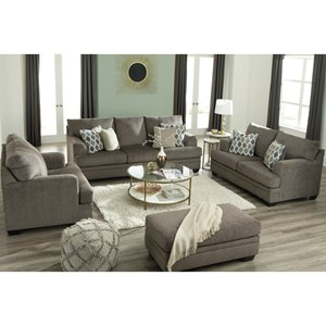 Signature Design by Ashley Dorsten Stationary Living Room Group