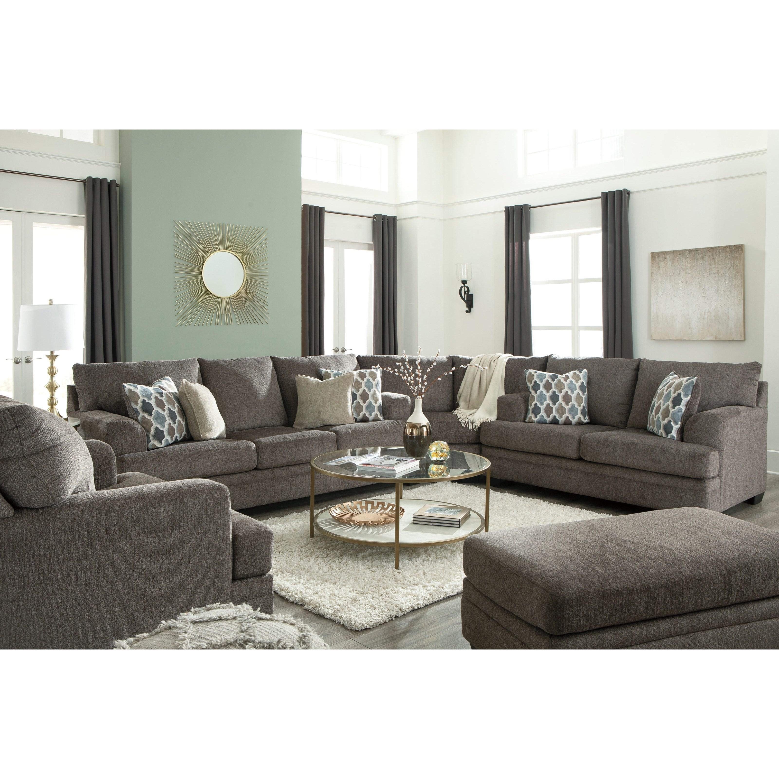 Dorsten Stationary Living Room Group by Ashley (Signature Design) at Johnny Janosik