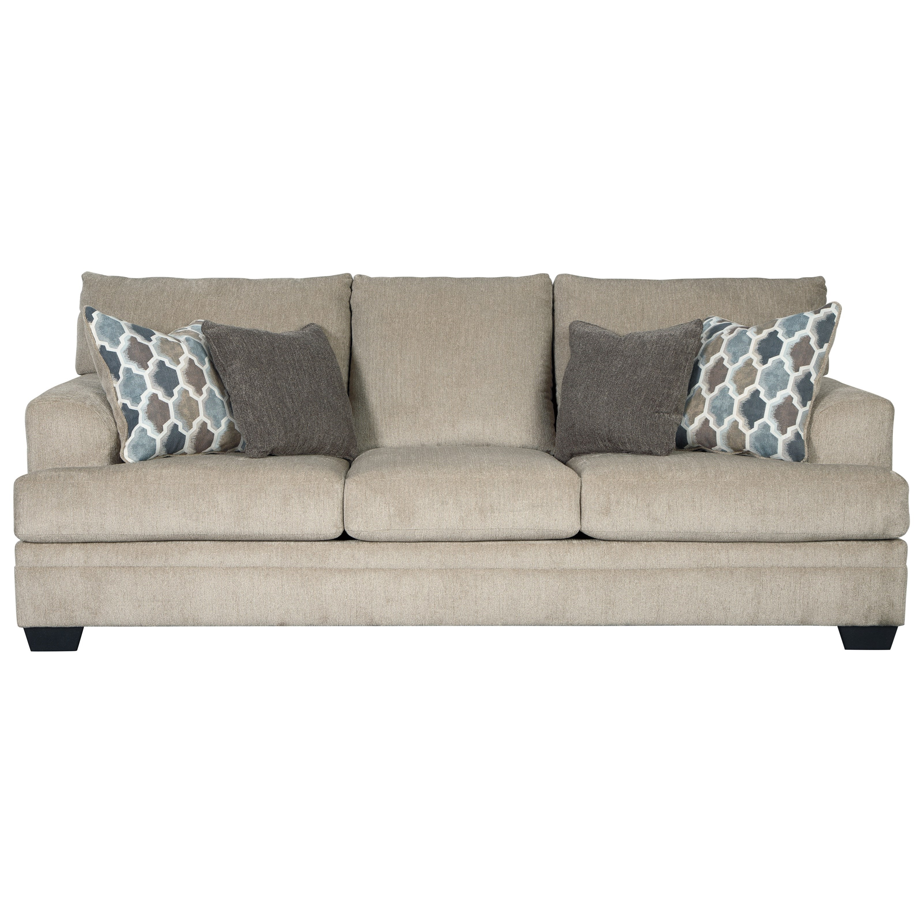 Dorsten Contemporary Queen Sofa Sleeper by Signature Design by Ashley at  Becker Furniture World