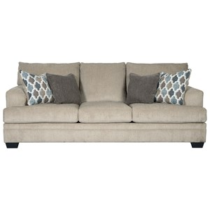 Signature Design by Ashley Dorsten Queen Sofa Sleeper