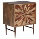 Signature Design by Ashley Dorvale Accent Cabinet - Item Number: A4000266