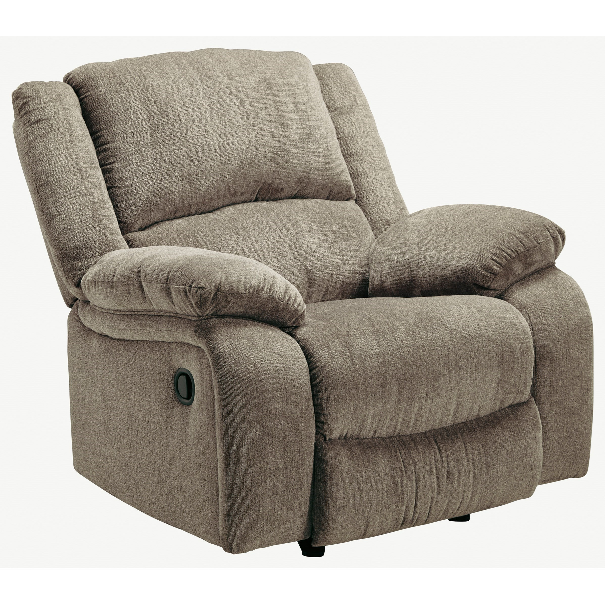 Draycoll Rocker Recliner by Ashley (Signature Design) at Johnny Janosik