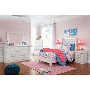 Signature Design by Ashley Dreamur Twin Bedroom Group