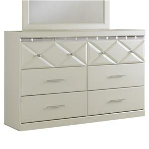 Signature Design by Ashley Furniture Dreamur Dresser