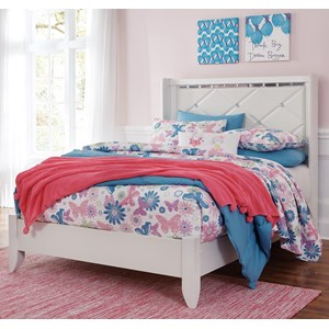 Ashley Signature Design Dreamur Full Panel Bed