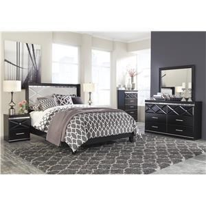 Signature Design by Ashley Furniture Fancee King Bedroom Group