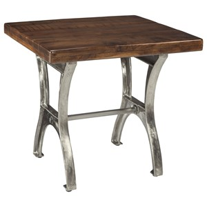 Signature Design by Ashley Dresbane Rectangular End Table