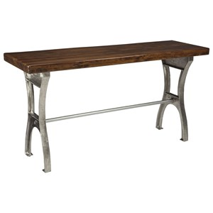 Signature Design by Ashley Dresbane Sofa Table