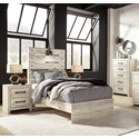 Signature Design by Ashley Cambeck Full Bedroom Group - Item Number: B192 F Bedroom Group 1