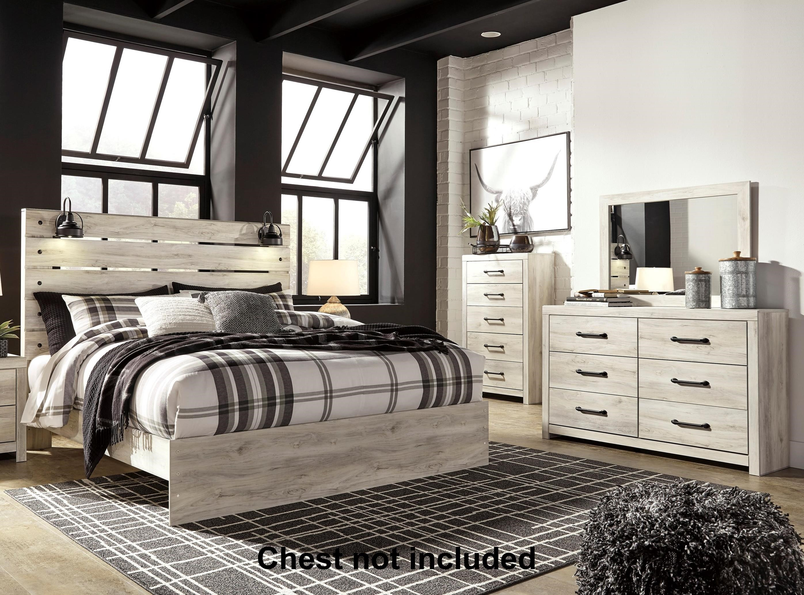Cambeck King Bedroom Group by Ashley (Signature Design) at Johnny Janosik