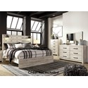Signature Design by Ashley Cambeck King Bedroom Group - Item Number: B192 K Bedroom Group 6