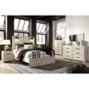 Signature Design by Ashley Cambeck Queen Bedroom Group - Item Number: B192 Q Bedroom Group 2