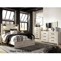 Signature Design by Ashley Cambeck Queen Bedroom Group - Item Number: B192 Q Bedroom Group 6