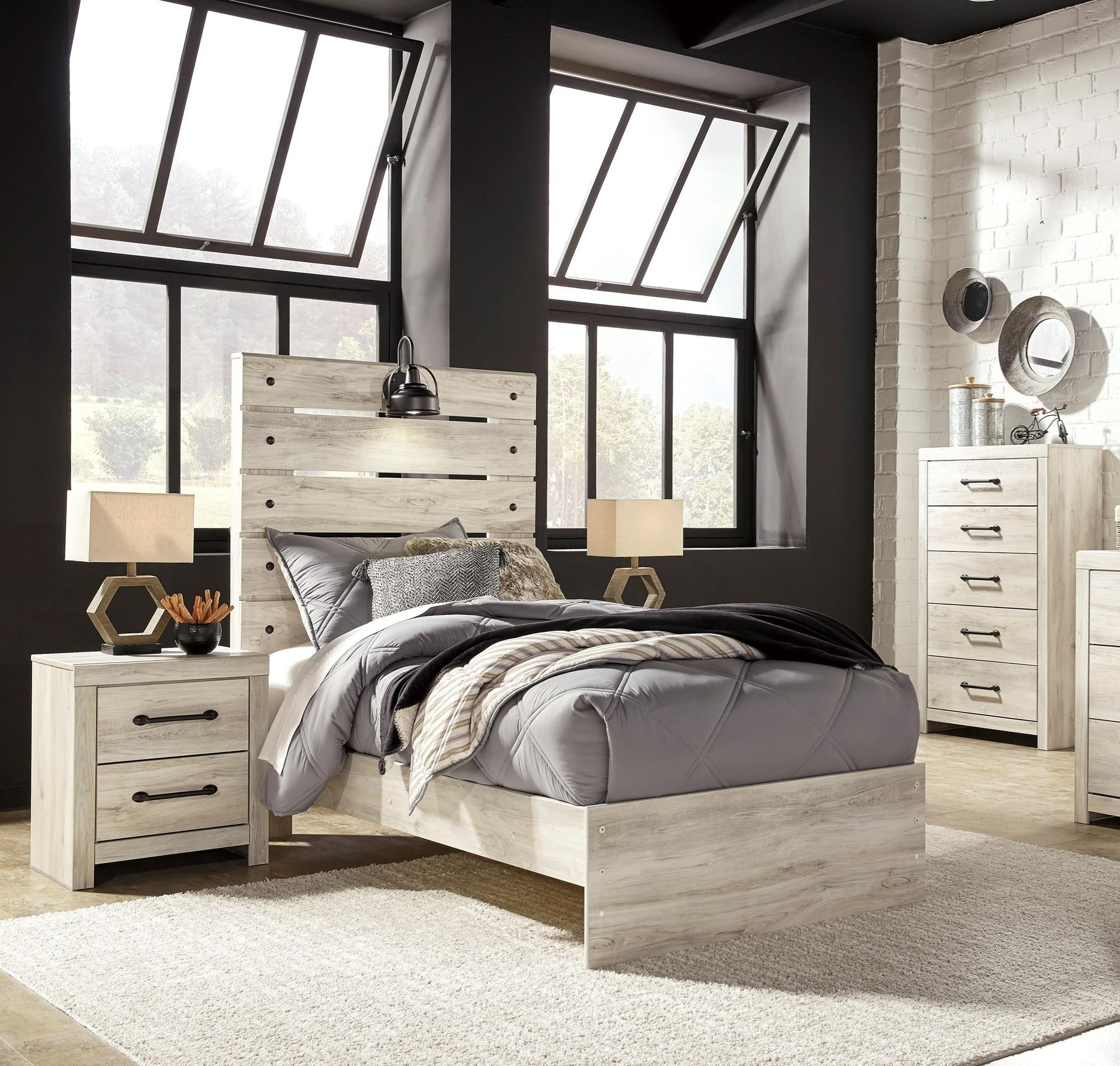 Cambeck Twin Bedroom Group by Ashley (Signature Design) at Johnny Janosik