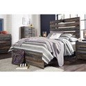 Signature Design by Ashley Drystan Full Bedroom Group - Item Number: B211 F Bedroom Group 1