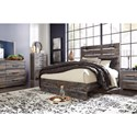 Signature Design by Ashley Drystan Queen Bedroom Group - Item Number: B211 Q Bedroom Group 2