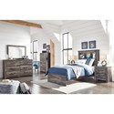 Signature Design by Ashley Drystan Twin Bedroom Group - Item Number: B211 T Bedroom Group 12