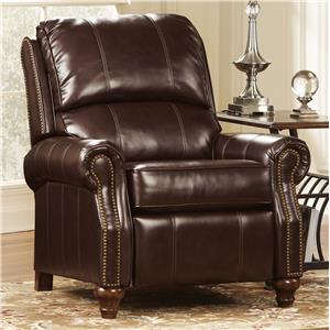 Signature Design by Ashley Birsh DuraBlend® - Mahogany Low Leg Recliner