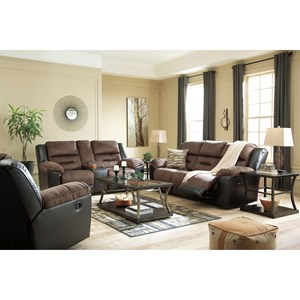 Recling Living Room Group