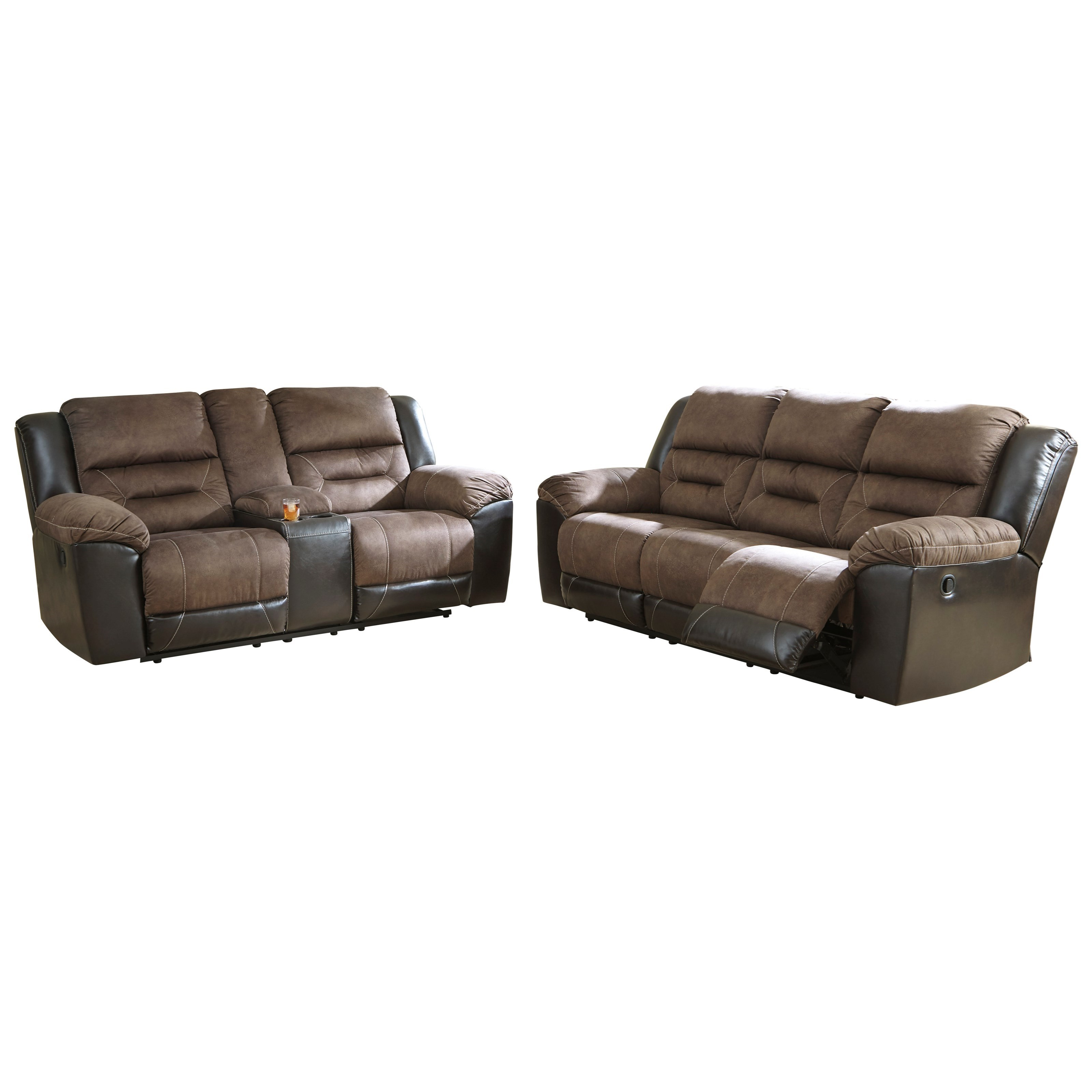Ashley Furniture Kenosha: Signature Design By Ashley Earhart 2910188 Casual