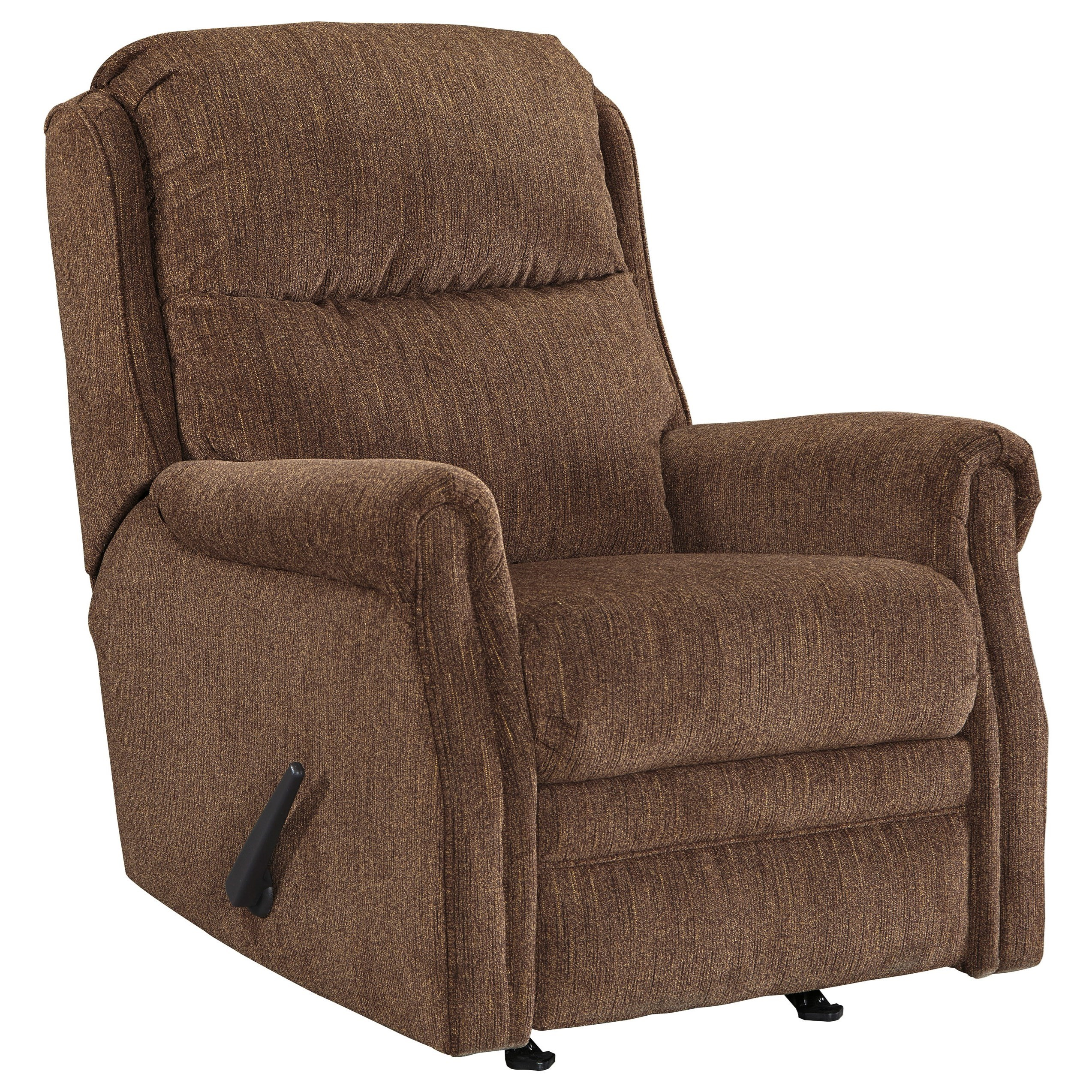Signature Design by Ashley Earles Rocker Recliner - Item Number: 6430625