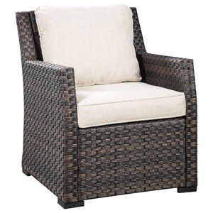 Lounge Chair w/ Cushion
