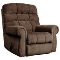 Signature Design by Ashley Edger Rocker Recliner - Item Number: 7470925