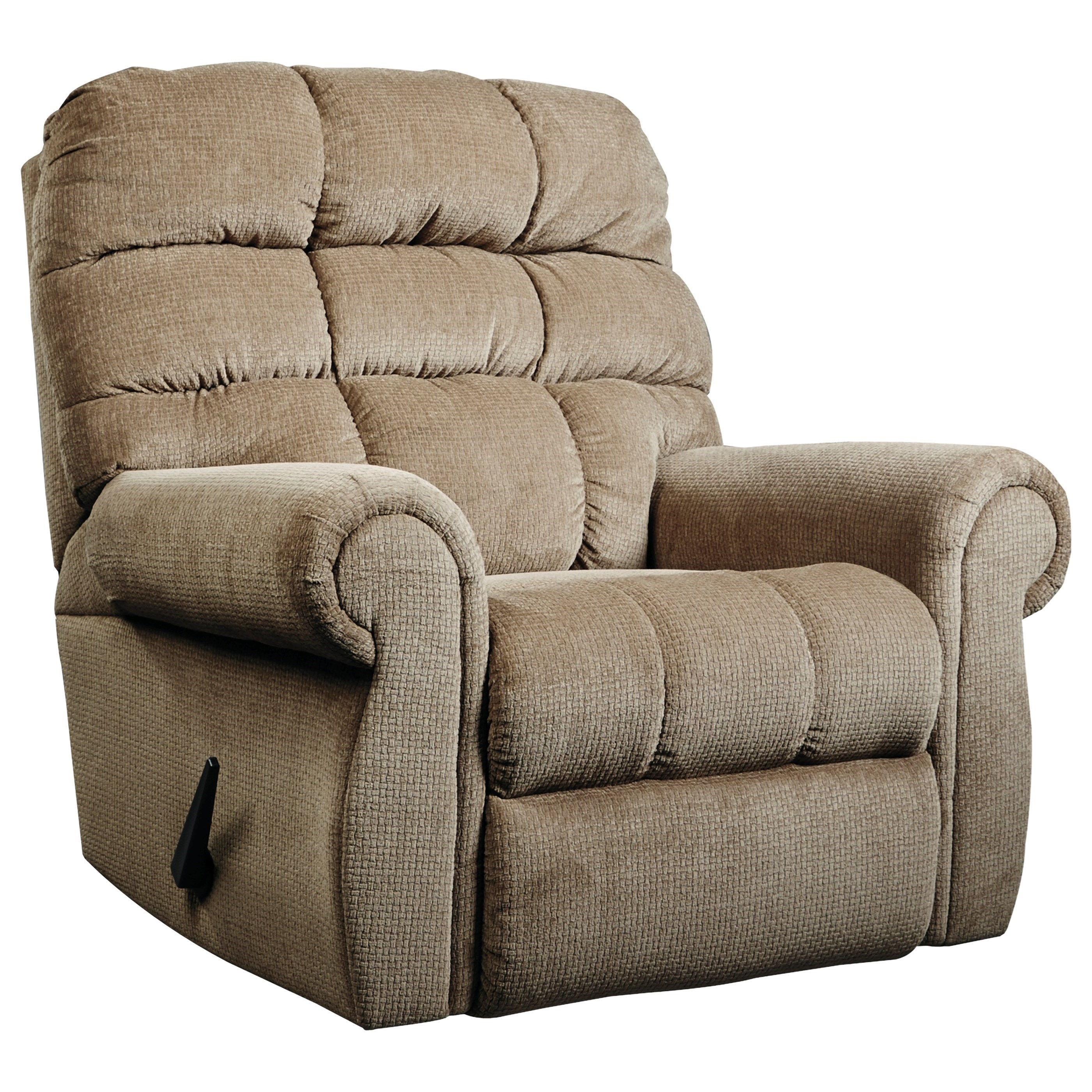 Signature Design by Ashley Edger Rocker Recliner - Item Number: 7471125