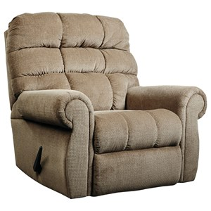 Signature Design by Ashley Edger Rocker Recliner