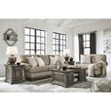 Signature Design by Ashley Einsgrove Stationary Living Room Group - Item Number: 32302 Living Room Group 1